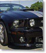 Ford Mustang Roush Metal Print