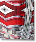 Ford Ninja Metal Print by Wendy J St Christopher
