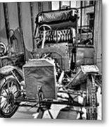 Ford Parts Metal Print