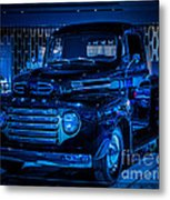 Ford Pickup Metal Print