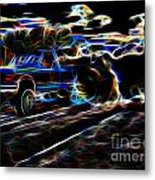 Ford Power 1 Metal Print