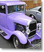 Ford - Ppe Metal Print
