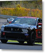 Ford Racing 59 Boss 302 Mustang Metal Print