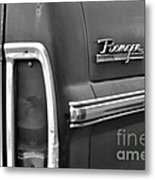 Ford Ranger Metal Print by Andres LaBrada