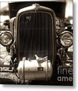 Ford Rod Metal Print