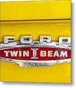 Ford Tough 1966 Truck Metal Print