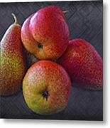 Forelle Pears Metal Print