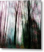 Forest Of Imagination Metal Print