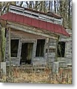 Forgotten Country Store Metal Print