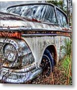 Forgotten Edsel Metal Print