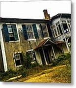 Forgotten House IIi Metal Print