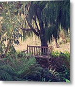 Forgotten.... Metal Print by Laurie Search