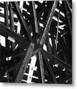 Form And Function 4 Metal Print