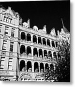 former royal waterloo hospital for children now dormitories for university of notre dame London Engl Metal Print