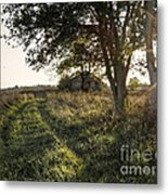Forsaken Road Metal Print