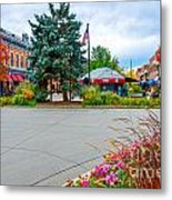 Fort Collins Fall Metal Print by Baywest Imaging