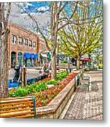 Fort Collins Metal Print by Baywest Imaging