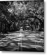 Fort Dade Ave Metal Print