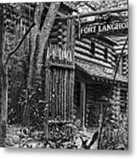 Fort Langhorn Metal Print