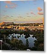 Fort Lauderdale View Metal Print