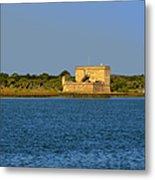 Fort Matanzas - Saint Augustine Florida Metal Print by Christine Till