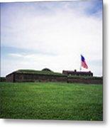 Fort Mchenry Metal Print