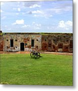 Fort Pike - #6 Metal Print