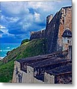 Fort San Cristobal Metal Print