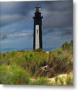 Fort Story Lighthouse Metal Print