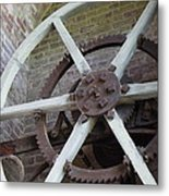 Fort Washington Park - 121213 Metal Print by DC Photographer