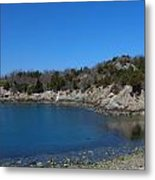 Fort Weatherill State Park Metal Print