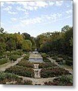 Fort Worth Arboretum Metal Print
