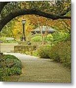 Fort Worth Japanese Gardens-040 Metal Print