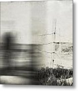Forth And Back  Metal Print