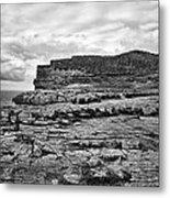 Fortress Aran Islands Metal Print
