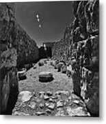 Fortress Of Masada Israel 2 Metal Print