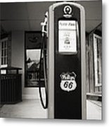 Forty Cents A Gallon Metal Print