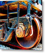 Foundation 1 Metal Print by Wendy J St Christopher