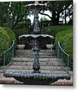Fountain 1 Metal Print