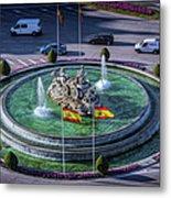 Fountain Of Cebeles II Metal Print