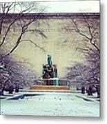 Fountain of the Great Lakes Metal Print