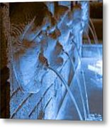 Fountain Of The Six Faces Metal Print