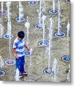 Fountains Of Youth Metal Print