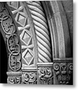 Four Arches Metal Print by Inge Johnsson