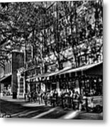 Four Market Square In Knoxville Metal Print