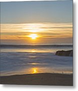 Four Mile Beach Sunset Metal Print by Loree Johnson