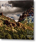 Four Seasons Metal Print