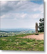 Four Standing Stones On The Clent Hills Metal Print