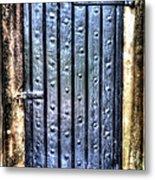 Fourt Moultrie Door Metal Print