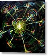 Fourth Day Of Creation Metal Print